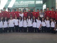 Yıldızlarımız Türkiye şampiyonasında
