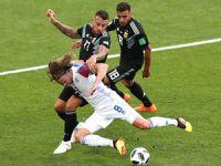 Arjantin'den beklenmedik kayıp: 1-1