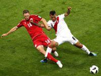 Danimarka galibiyetle başladı: 1-0