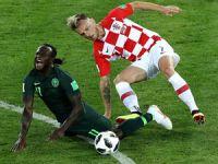 Hırvatistan zorlanmadı: 2-0