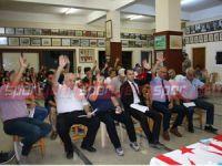 Baf'ta yeni başkan Erhan Arıkan