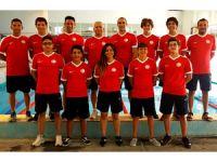 Yüzücüler Türkiye yolcusu