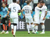Fransa rahat turladı: 2-0