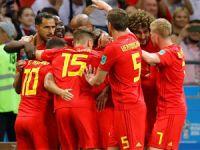 Sambacılardan bu kadar, Belçika yarı finalde!