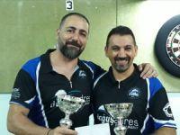 Çakmak - Boral çifti şampiyon