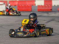 Kartingde sezonun ikinci yarışı yapılıyor