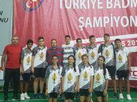 U15 Milli Takımı Ankara'da