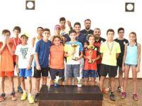 Teniste 14 yaş şampiyonları belirlendi