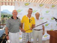 Golf turnuvaları başladı