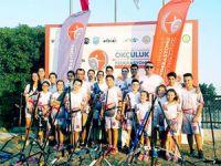 Okçular Antalya'da yarışacak