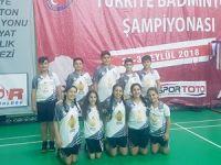 U13'ler Türkiye Şampiyonası'nda