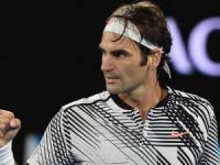 Devlerin mücadelesini Federer kazandı