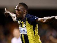 Bolt ilk gollerini attı
