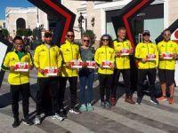 Ares, Ironman için Antalya'da