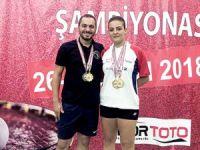 Denerel ve Beşe Türkiye'de şampiyon
