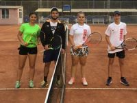 Teniste ikinci hafta pazar günü