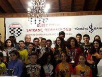 Satrançta şampiyonları belli oldu