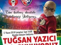 Bir destek de Ozanköy'den