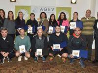 Teniste AGEV Turnuvası tamamlandı