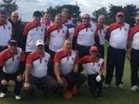Golfta dostluk buluşması