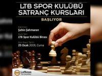 LTB Spor Kulübü satranç kurs kayıtları başlıyor