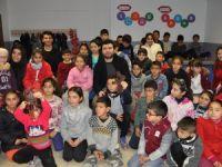 KKDF çocukları sevindirdi