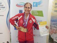 Benli, Balkan Şampiyonası'nda yarışacak