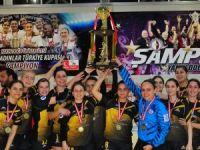 Süper Kupa'da DAÜ üstünlüğü