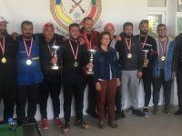 Atıcılıkta Federasyon Kupası sahiplerini buldu
