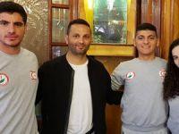 Atletlerimiz Bursa'da derece arayacak