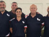 Veteran masa tenisçiler Sapanca yolcusu