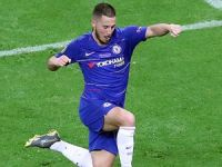Hazard Real Madrid'de