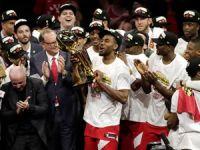 NBA'de şampiyon Raptors