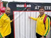 """Ares """"Ironman""""leri İrlanda'da yarışacak"""