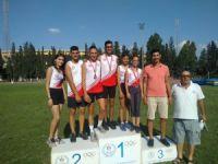 Atletlerimiz İzmir'i salladı