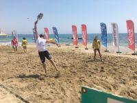 Plaj tenisinde sıradaki durak Bafra