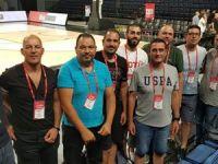 Antrenörler İstanbul'da bilgi tazeliyor