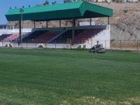 Hamitköy Esat Erdoğmuş stadı yeşerdi