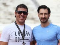 Yiğitcan Erzurum'da piste çıktı