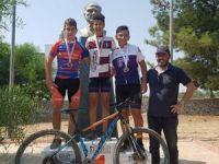 Dağ bisikleti yarışına büyük ilgi
