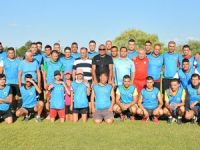Hakemlerin Nevşehir kampı tamamlandı