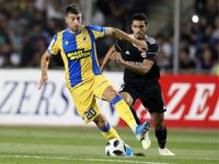 APOEL'in konuğu Ajax