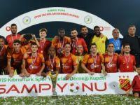 KTSYD Kupası Çetinkaya'nın