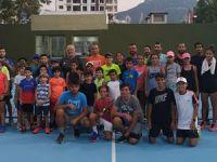 KKTF bir tenis efsanesini ağırlıyor