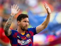 Messi için 15 milyon Sterlin