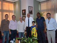 Doğan Türk Birliği'nden Güngördü'ye ziyaret