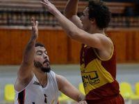 DAÜ, Lefkoşa'da kazandı: 62-60