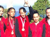 Krosun şampiyonları belirlendi
