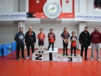 Minikler, ferdi turnuvada yarıştı