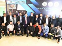 Antalya'da seminere katıldılar